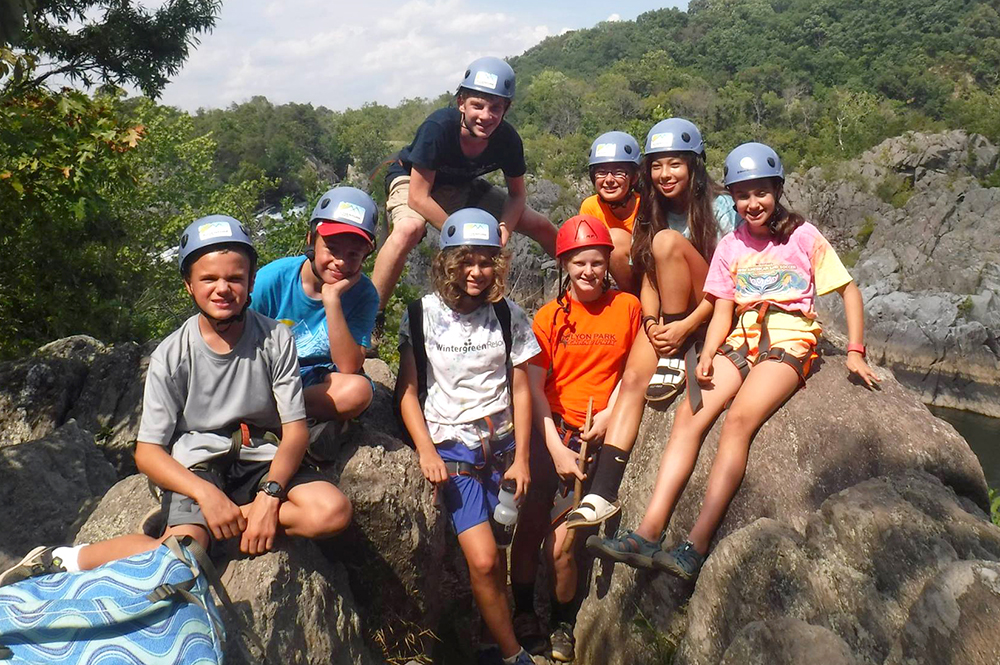 Summer Camp at Adventure Links