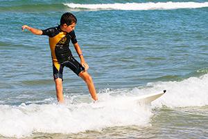 Surfing Expeditions Adventure Links at Hemlock Overlook