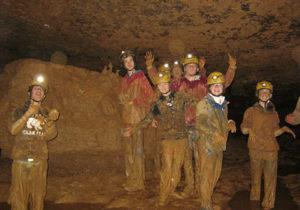Caving Expeditions Adventure Links at Hemlock Overlook