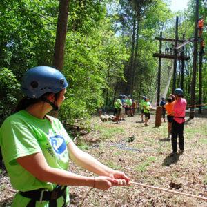 Adventure Links Team Building